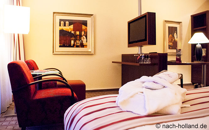 Zimmer Im Crowne Plaza Maastricht