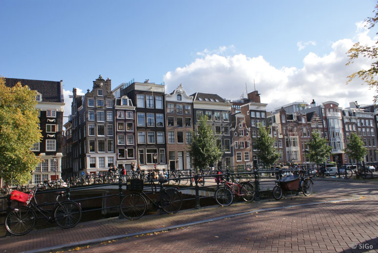 Städtereise Amsterdam