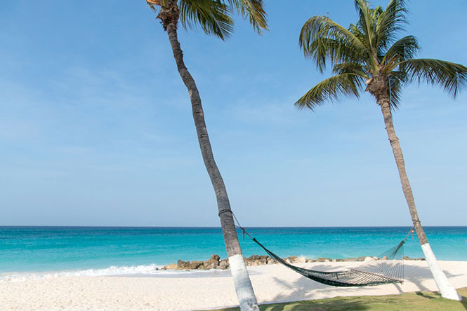 Aruba Traumstrand, Foto: Anja Beckmann