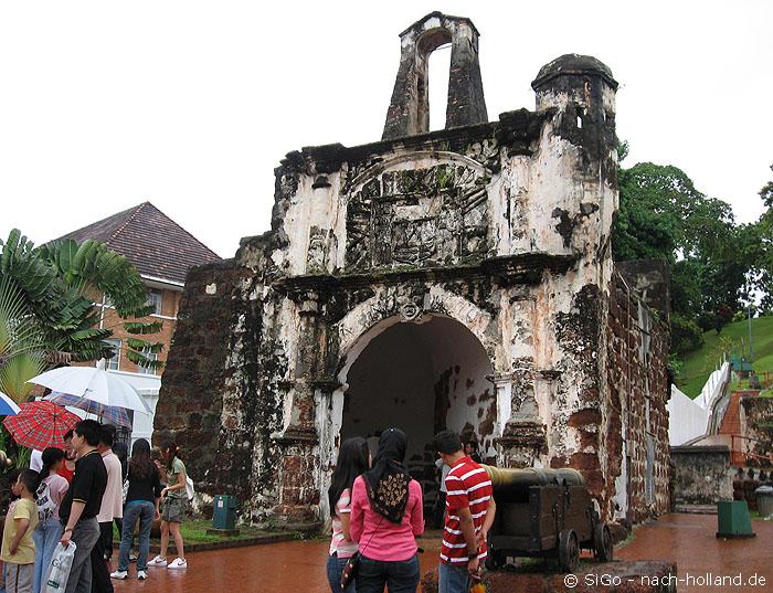 Malakka porta