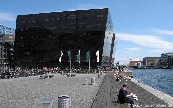 Bibliothek in Kopenhagen