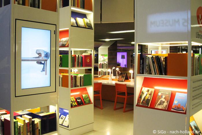 Schiphol bibliothek