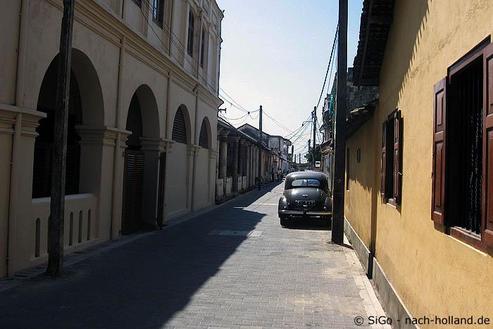 Altstadt Galle