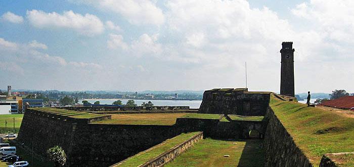 Fort von Galle