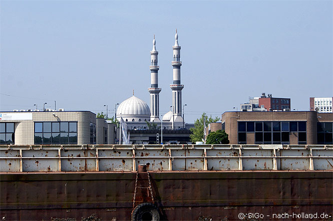 kinderdijk moschee