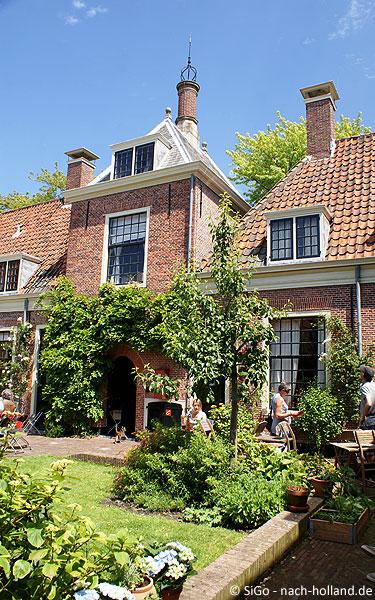 Loridanshof in Leiden