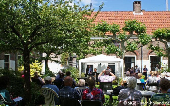 Sint Salvatorhof in Leiden