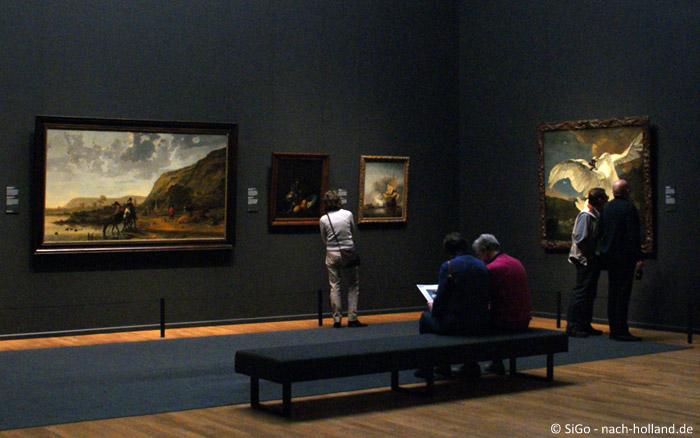 rijksmuseum ehrengalerie