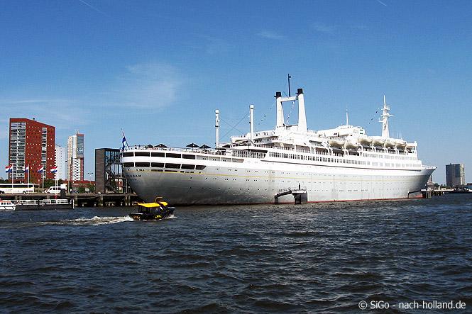 Passagierdampfer SS Rotterdam