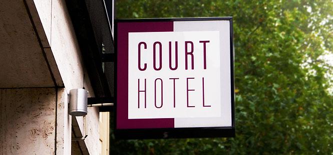 utrecht hotelcourt