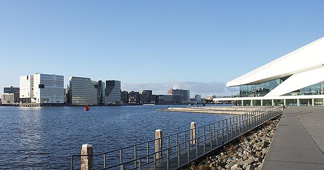Amsterdam am Wasser