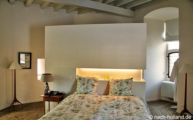 Schlafzimmer Suite Schloss Huis Bergh
