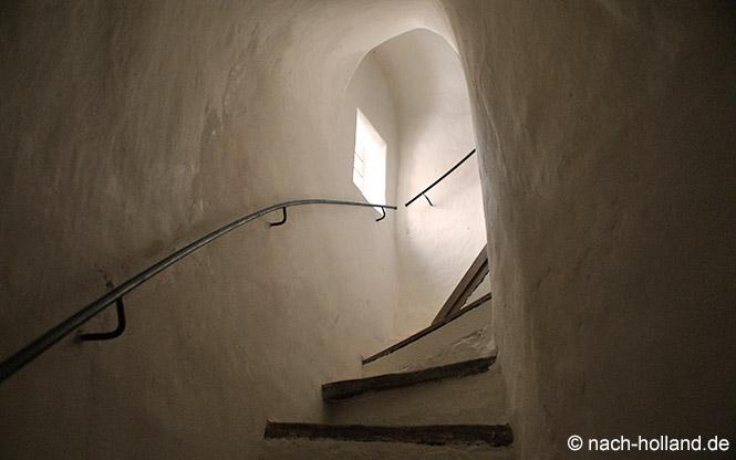 Treppe Suite Schloss Huis Bergh
