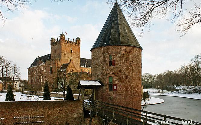 Turm Schloss Huis Bergh