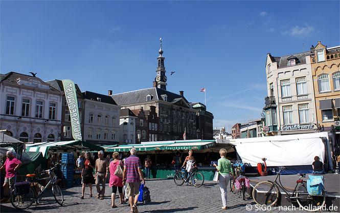 Marktplatz in Den Bosch