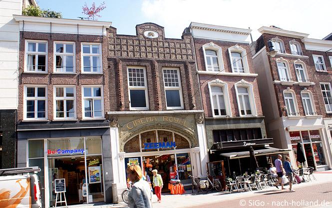 Einkaufsstraße in Den Bosch