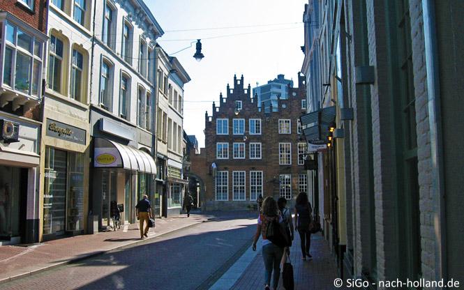 Unterwegs in Den Bosch