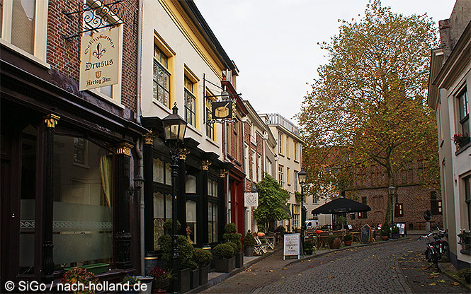 Gasse in Doesburg