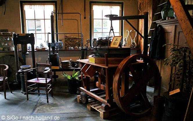 Mosterdmuseum in Doesburg