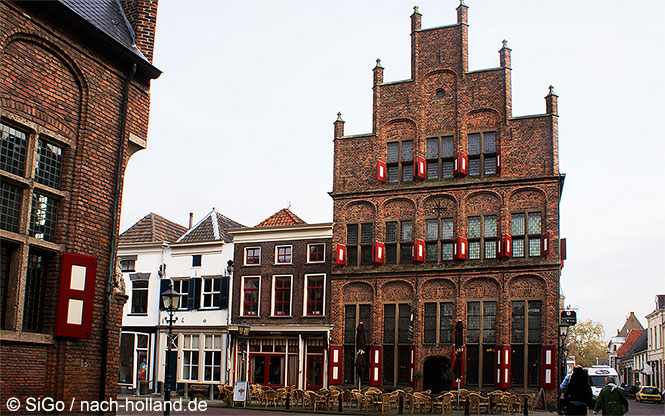 Stadsbierhuys De Waag in Doesburg
