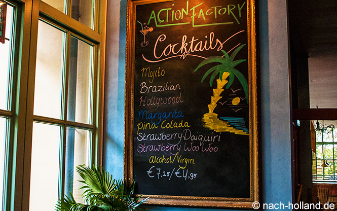Cocktails Action Factory