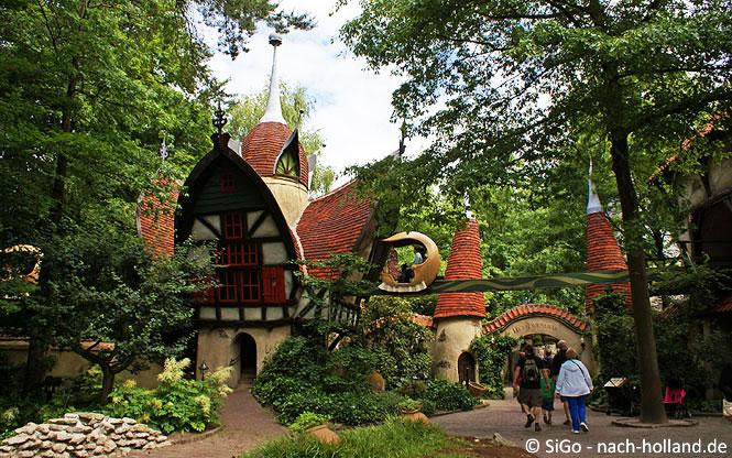 Freizeitparks Niederlande Wo Was Wie Teuer Nach Holland De