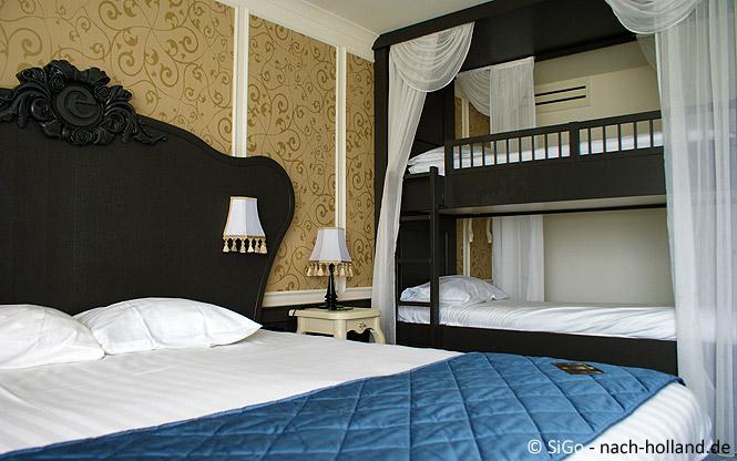 Zimmer im Efteling Hotel