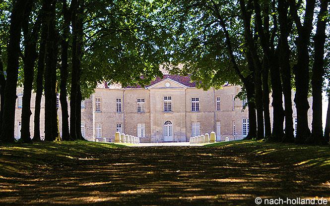 Schloss von Ray-sur-Saône