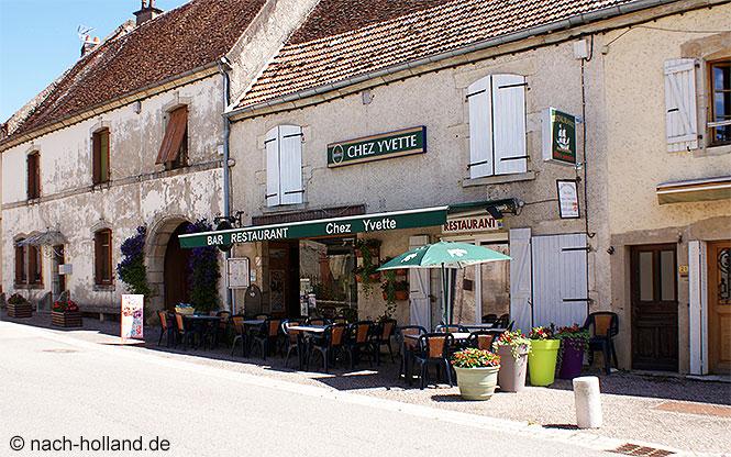 Chez Yvette in Ray-sur-Saône