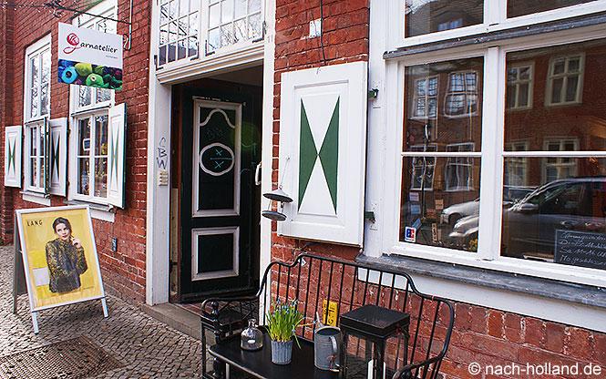 Atelier im Holländischen Viertel
