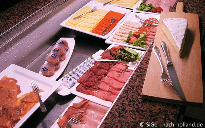 Frühstücksbuffet Hotel Central