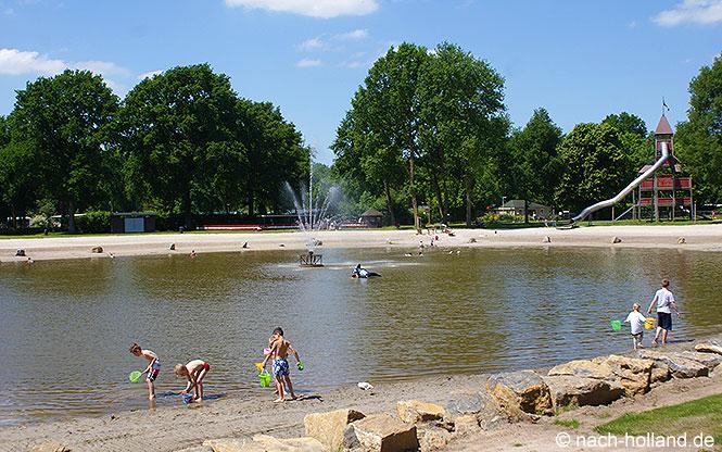 Ruderteich Ferienpark De Leistert