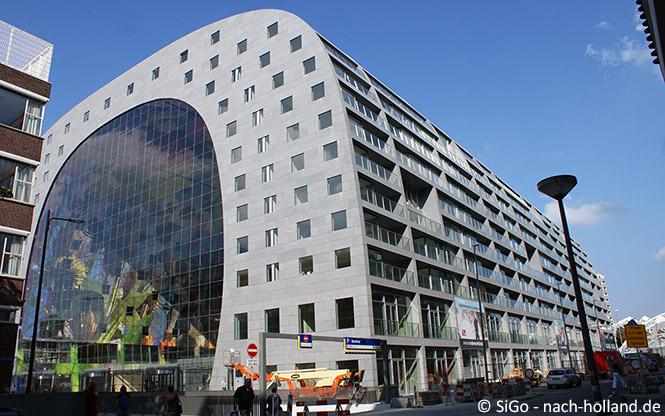 Die neue Markthalle von MVRDV in Rotterdam