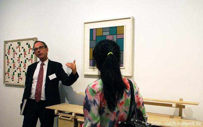 Hans Janssen im Gemeentemuseum Den Haag