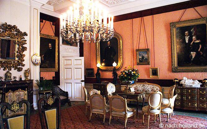 Ein Raum in Paleis Het Loo