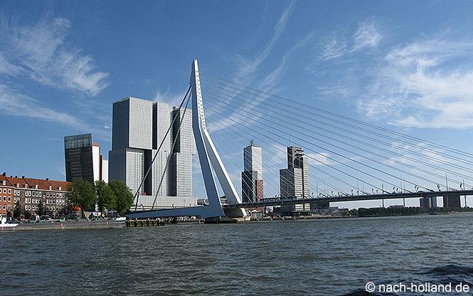 Aussicht auf Rotterdam
