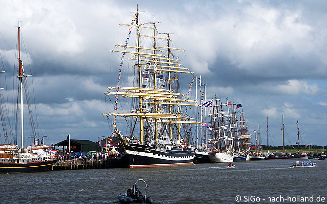 Tallship Races Harlingen 2014