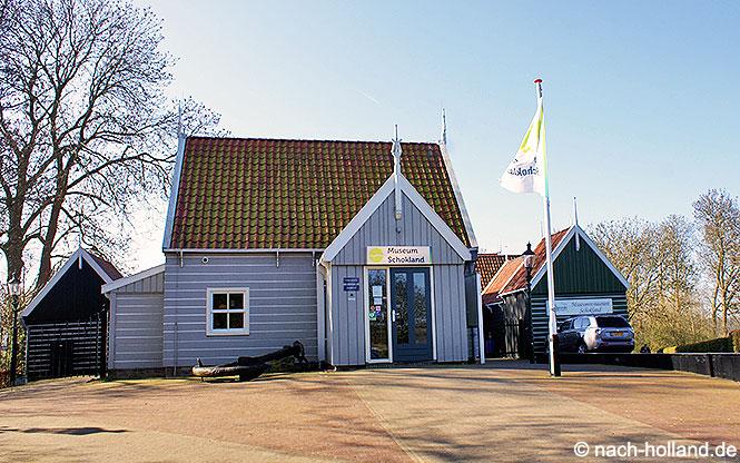 Das Museum Schokland