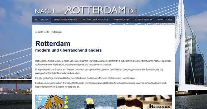 Screenshot nach-rotterdam.de
