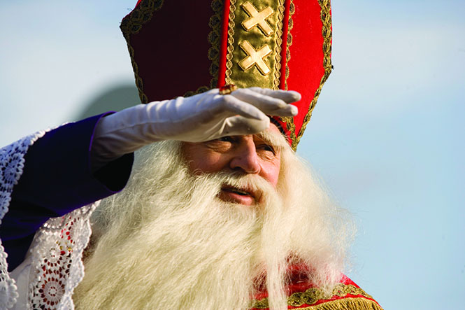 Sinterklaas, Foto Ada Nieuwendijk