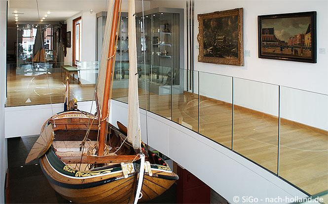 Schifffahrtsmuseum in Sneek