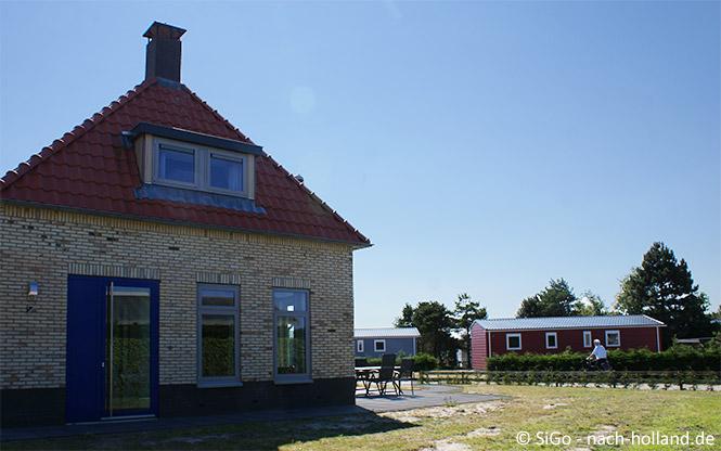 Ferienpark Klein Vaarwater auf Ameland