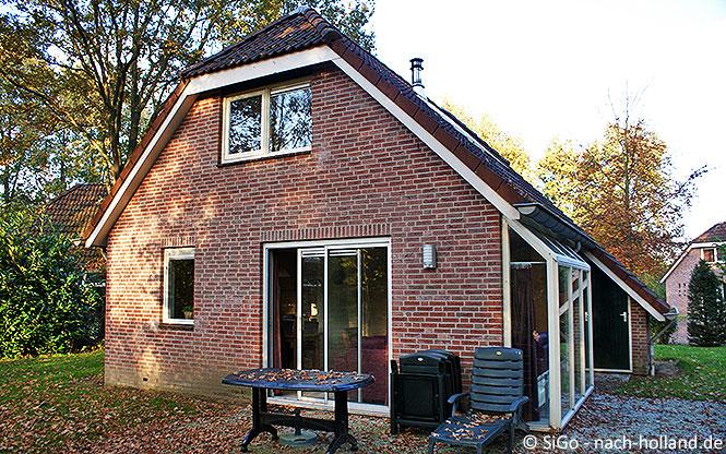 Ferienhaus im Ferienpark Landal Stroombroek