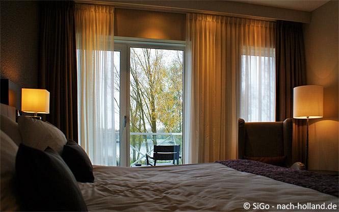 Zimmer im Hotel Thermen Bussloo