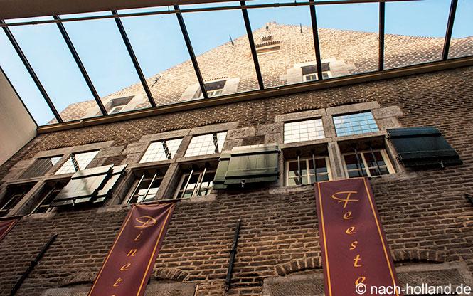 Historische Fassaden in Weert