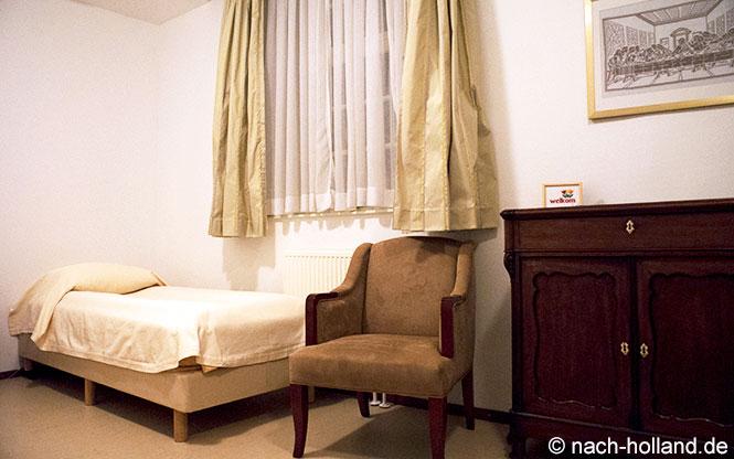 Zimmer im Birgittinessenkloster Weert