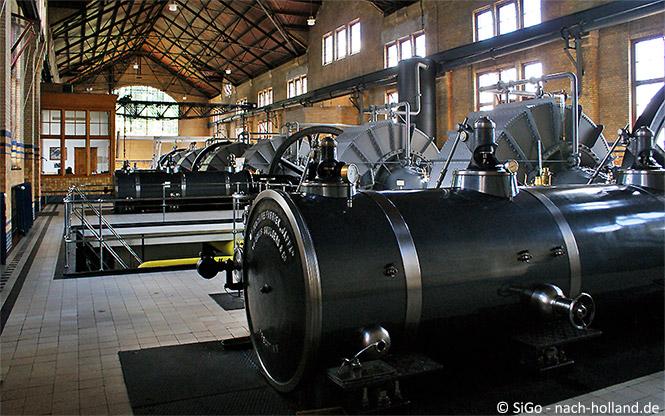 woudagemaal machinenhalle