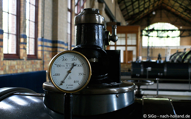 woudagemaal thermometer