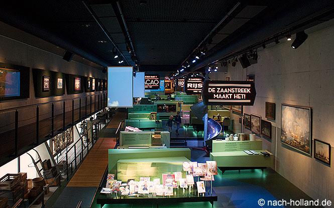 Ausstellungsraum Zaans Museum
