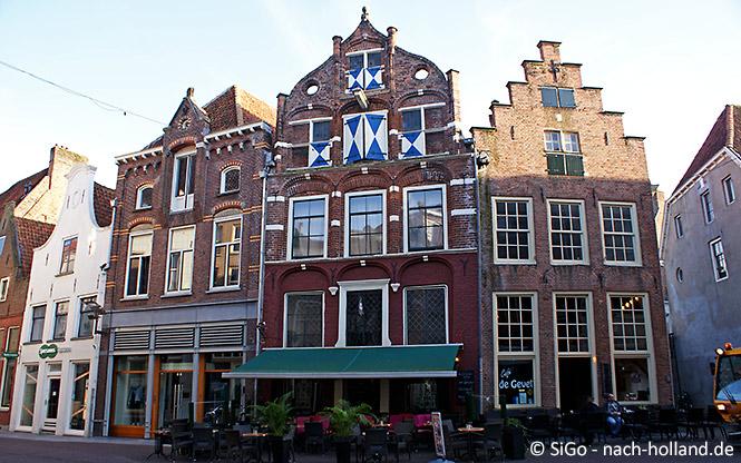 die Altstadt von Zutphen